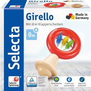 Girello, Greifling