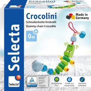 Crocolini, Schnullerkette