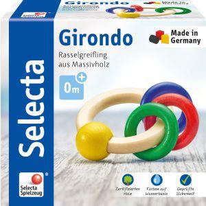 Girondo, Greifling