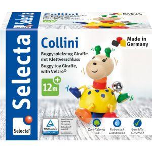 Collini Buggyspielzeug mit Klettverschluss