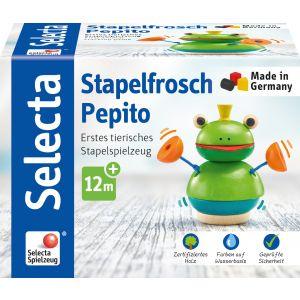 Stapelfrosch Pepito