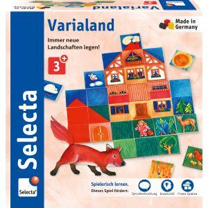 Varialand - Überarbeitung